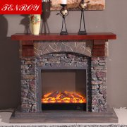Simulation color stone mantel fireplaces