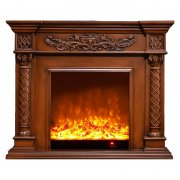 American decorative electronic simulation fire fire